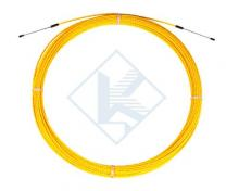 Single Line Fish Tape (Yellow) + wire tubing (Full Set)
